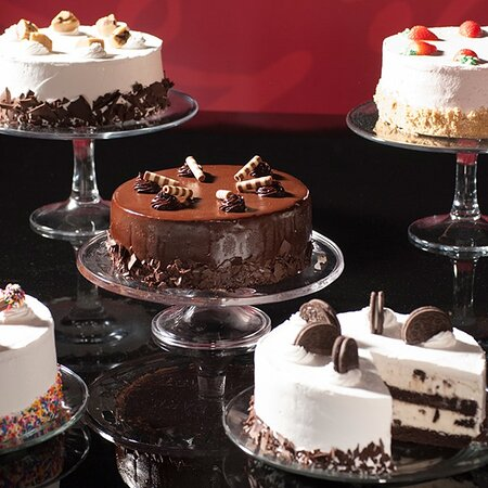 Order Ice Cream Cakes, Sandwiches, and Cupcakes Now!