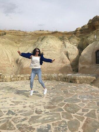 Cappadocia, Turkey: Mds hotel