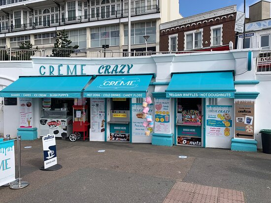 Creme Cakes & Shakes