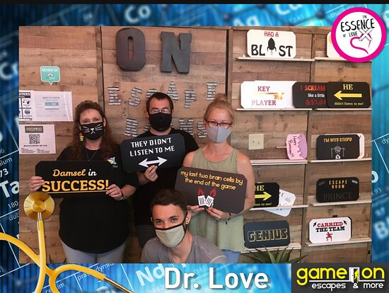 Game On Escape Rooms
