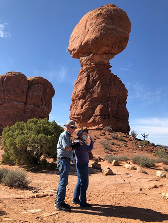 Arches National Park 4x4 Adventure from Moab Resmi