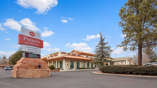 Best Western Premier Grand Canyon Squire Inn, hoteles en Parque Nacional del Gran Cañón