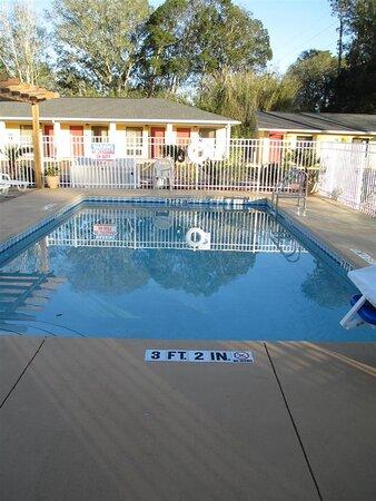 Starke, FL: Pool