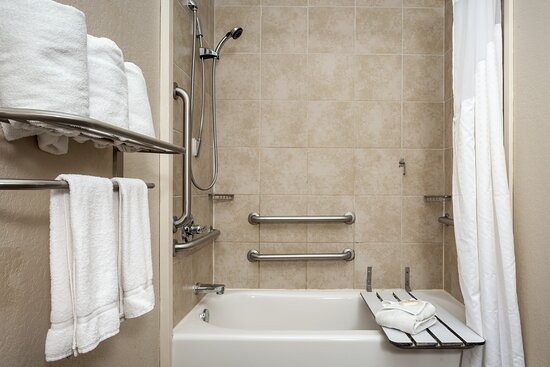 Our high-efficiency showers are refreshing after exploring Texas.