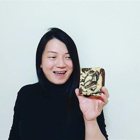 初荟糖先生 Sugar Toast 15 Flavours Thick Colourful Handmade Loaf Founded 2017 From China Over 130 Outlets  #初荟糖先生 #SugarToast #bread #loaf #wismaatria #singapore #china #dexperience #tastetest #niceornot