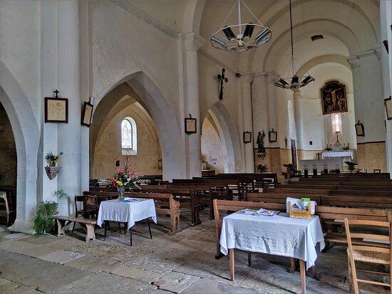 Église St-jean-baptiste De Limalonges