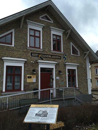 Ahus, Sverige: Vandrarhem i Åhus