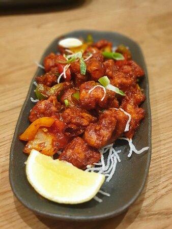 Bombay Chili Chicken (Superb Spicy)