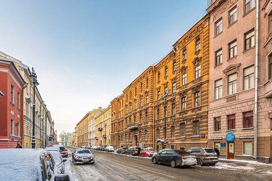 Мини-кухня - Picture of Volna, St. Petersburg - Tripadvisor