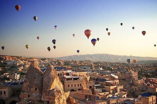Antalya Konya - Cappadocia Private Tour 3 Days by Lazy Duck Travel