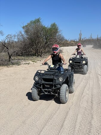 Sonoran Desert 2 Hour Guided ATV Adventure Photo