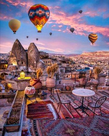 Cappadocia - Turkey 📸@butnomatter.theroadislife