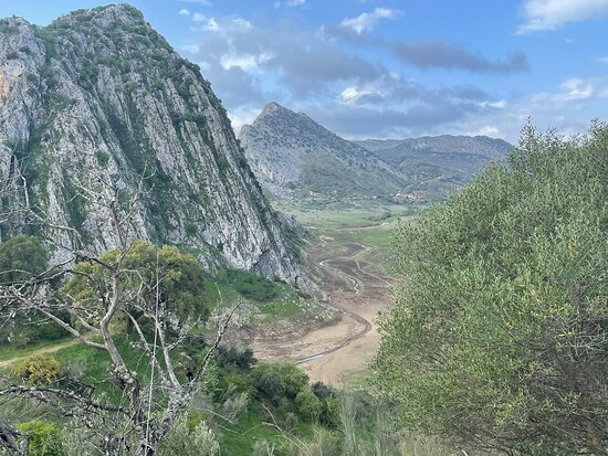 3 day hike in Andalusia