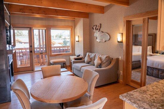 Premium Rooftop Two Bedroom Suite