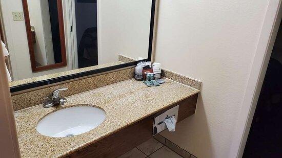 Three Queen Suite Bathroom