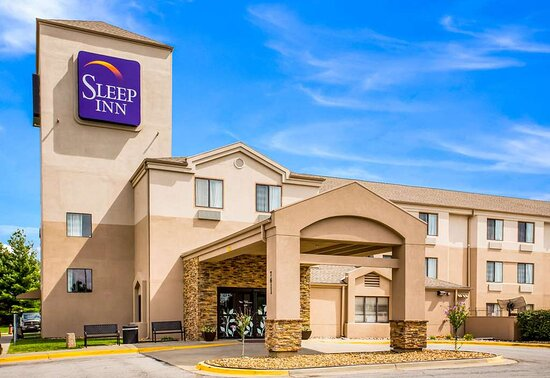 Sleep Inn Kansas City International Airport