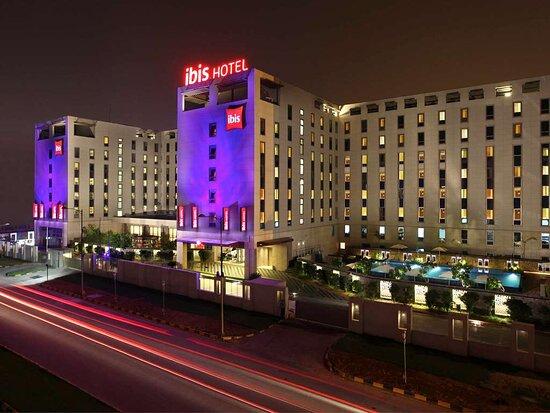 ibis New Delhi Aerocity, hoteles en Nueva Delhi