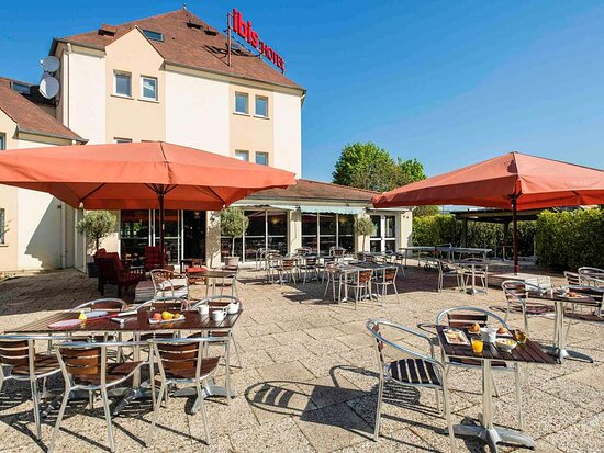 Hotel ibis Chateau-Thierry 3 etoiles