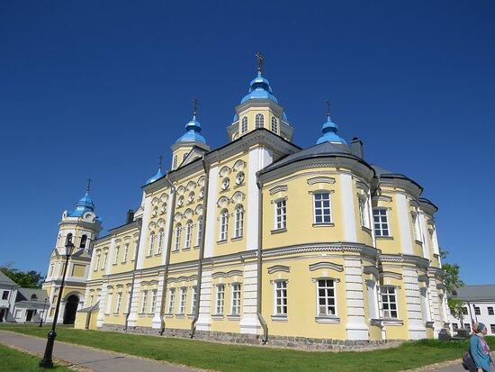 Konevets Island, Ρωσία: Храм Рождества Пресвятой Богородицы