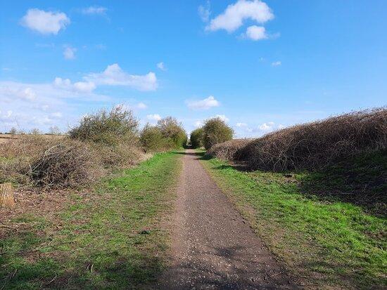 Spratton To Kingsthorpe Rail Walk