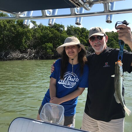 Everglades National Park, FL: Fishing Charters with Waterboy Charters in the Ten Thousand Islands
