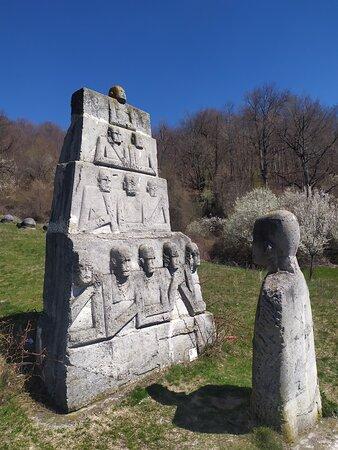 Esculturas de Magura