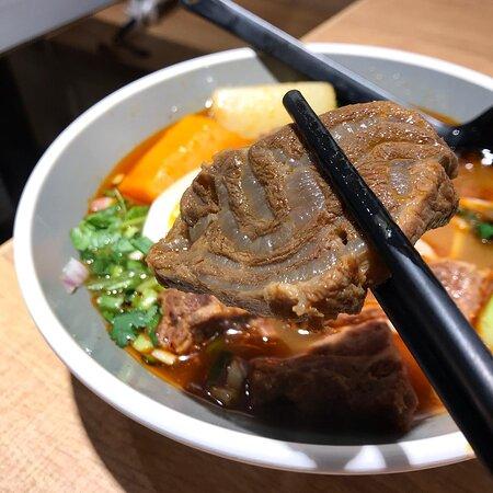 台灣牛肉麵 $58