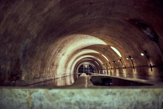 Vivo d'Orcia, Italy: Sorgenti dell'Ermicciolo