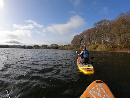 Talkin, UK: Lakes Paddle Boarding