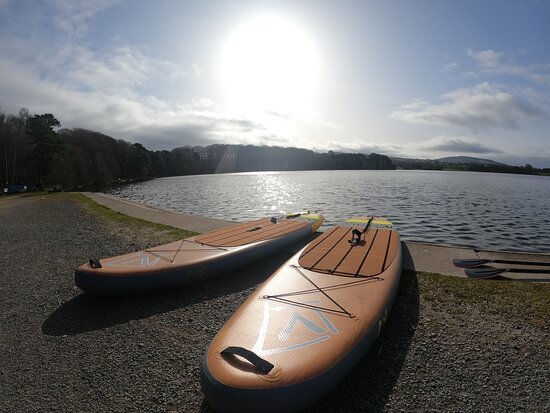 Verano Paddle Boards at Talkin Tarn