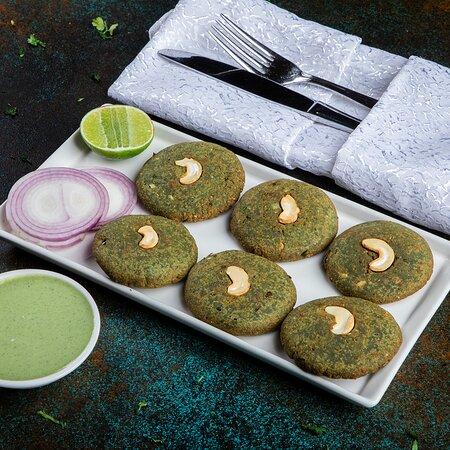 Hara Bhara Kebab (Vegetable)