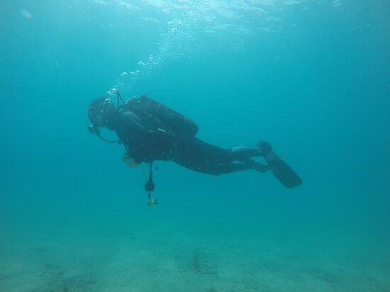 Diving Pula Ceti Sub