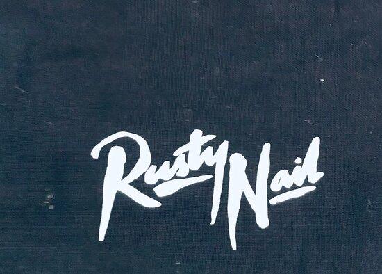 El Pinar de Campoverde, Spain: Rusty Nail logo