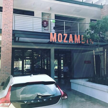 Mozambik Nelspruit