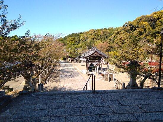 Kokawadera Temple Nakamon
