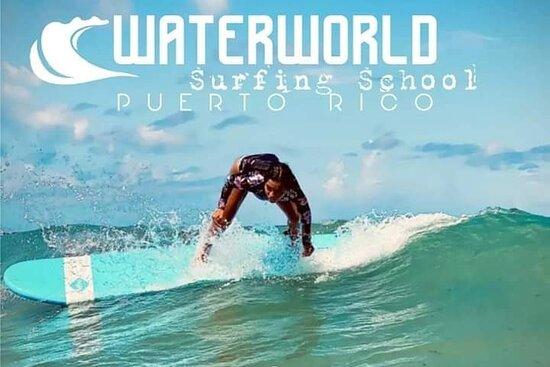 Waterworld Surfing School