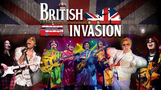 British Invasion Branson