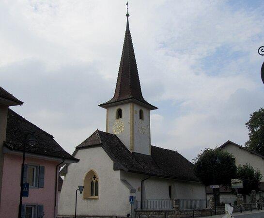 Kirche von Eclépens