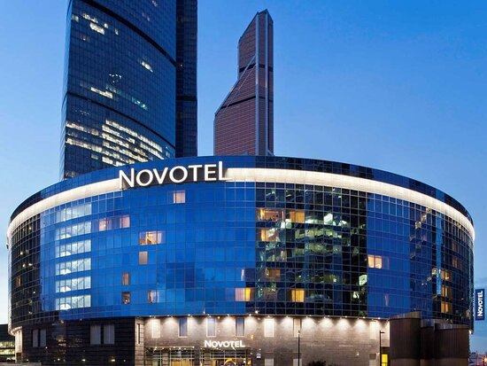 Novotel Moscow City, Hotels in Moskau