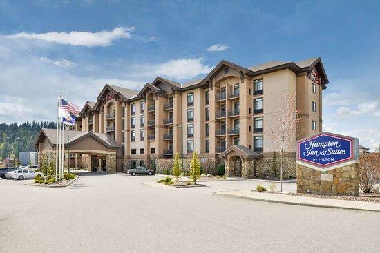 Hampton Inn & Suites Coeur d'Alene, hôtels à Coeur d'Alene