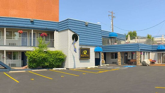 Resort City Inn Coeur D'Alene by Magnuson Worldwide, hôtels à Coeur d'Alene