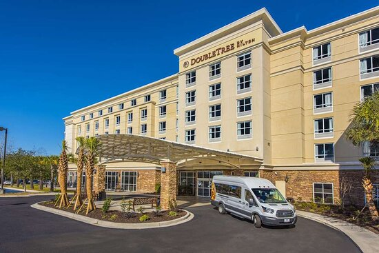 DoubleTree by Hilton Hotel North Charleston - Convention Center, Hotels in North Charleston