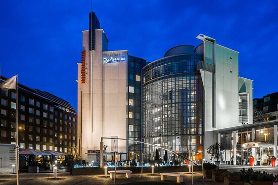 Radisson Blu Royal Hotel, Helsinki, hôtels à Helsinki