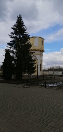 Mtsensk, Russia: Башня
