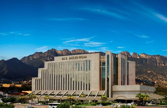 MS Milenium Monterrey, Curio Collection by Hilton