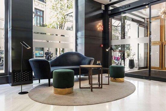 DoubleTree by Hilton Madrid-Prado, hoteles en Madrid