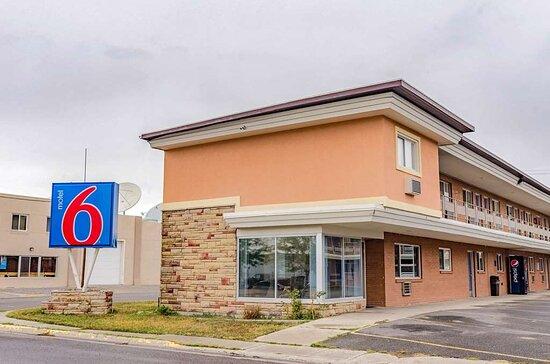 Motel 6 Riverton, hôtels à Lander
