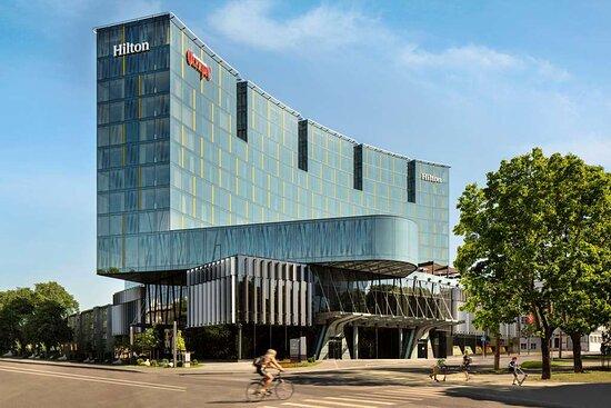 Hilton Tallinn Park, hoteles en Tallin
