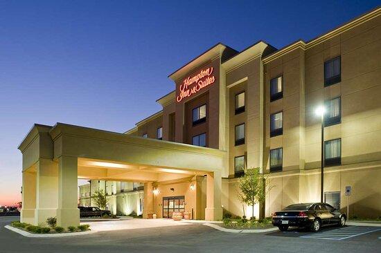 Hampton Inn & Suites Tupelo/Barnes Crossing