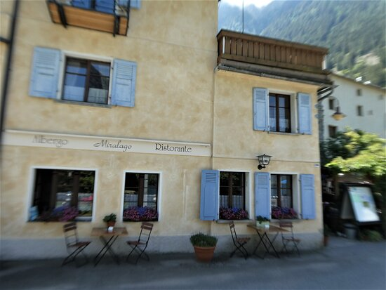 Le Prese, Schweiz: Albergo Ristorante 'Miralago'